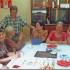 Một số hình ảnh về buổi họp gia tộc lần đầu tiên tại nhà ông Nguyễn Hồ, ngày 12 tháng 6 năm 2005