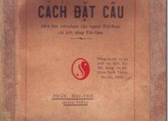 Câu chuyện 18 năm trước của năm người con của Học giả Nguyễn Văn Vĩnh