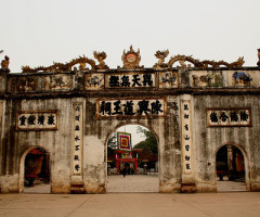 """Kỷ niệm 110 năm cuộc """"Cách mạng Văn hóa"""" ĐÔNG KINH NGHĨA THỤC 1907 – 2017 – Bài 2"""
