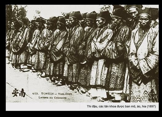 ảnh thi hương 1897