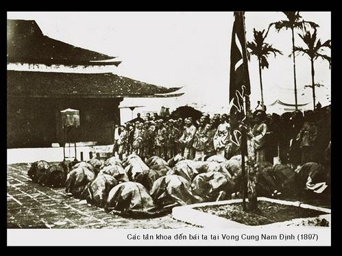 1 ảnh thi hương 1897