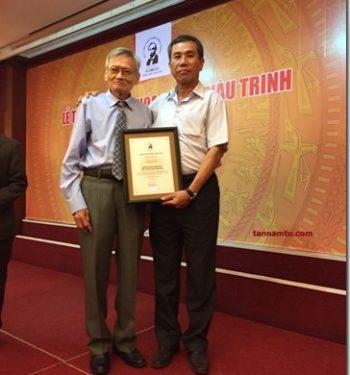 Lễ trao giải thưởng Phan Châu Trinh lần thứ X
