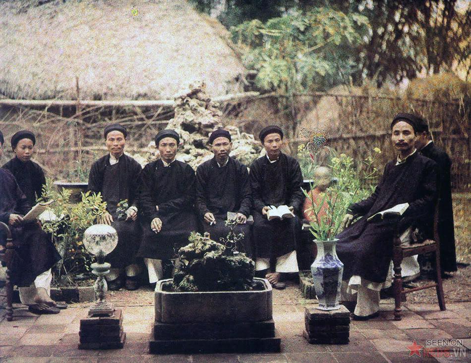 Các hương chức 1915