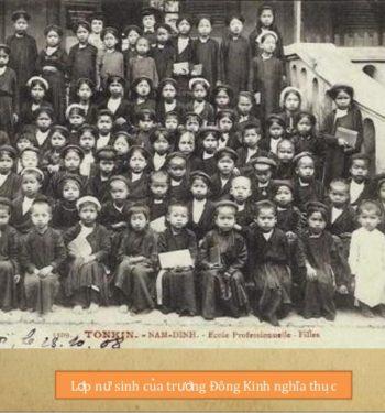 Kỷ niệm 110 năm Đông Kinh Nghĩa Thục